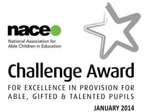 nace challenge award