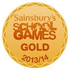 Sainsbury's School Games Gold