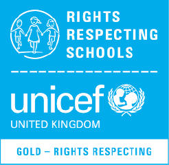 Rights Respecting Gold School logo